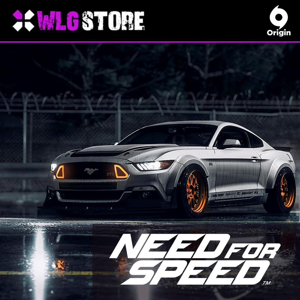 Need For Speed 2016 Deluxe Edition ORIGIN