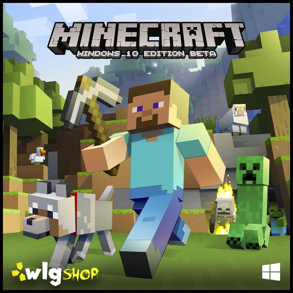 MINECRAFT WINDOWS 10 GLOBAL KEY 💎