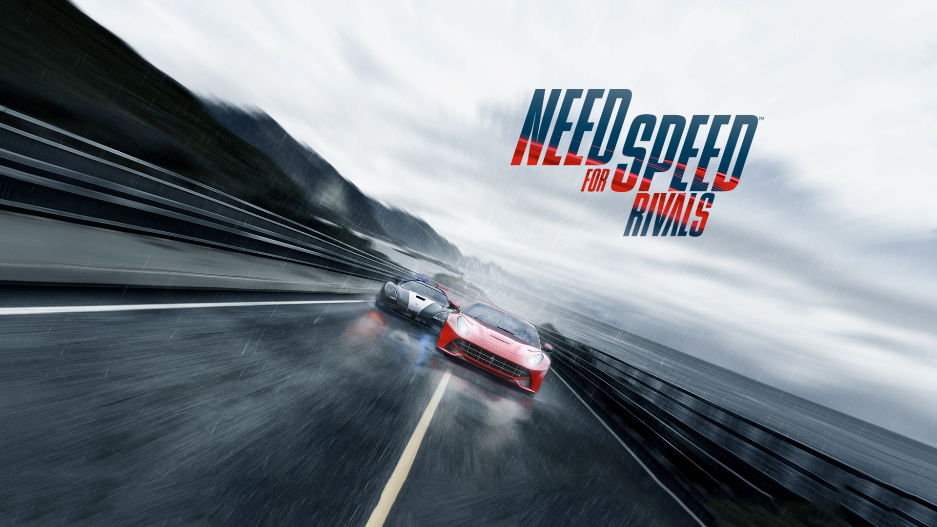 NEED FOR SPEED RIVALS | CASHBACK | REGION FREE | ORIGIN