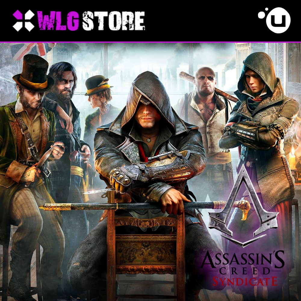 Assassin´s Creed Syndicate | REGION FREE &#128142