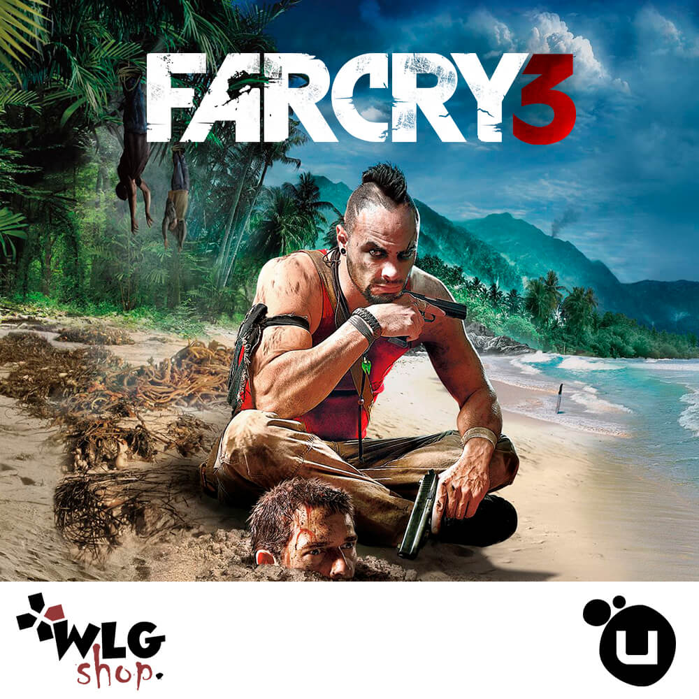 FAR CRY 3 | CASHBACK | REGION FREE | UPLAY