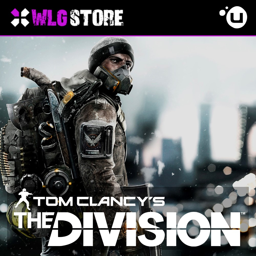 THE DIVISION | CASHBACK | REGION FREE | UPLAY