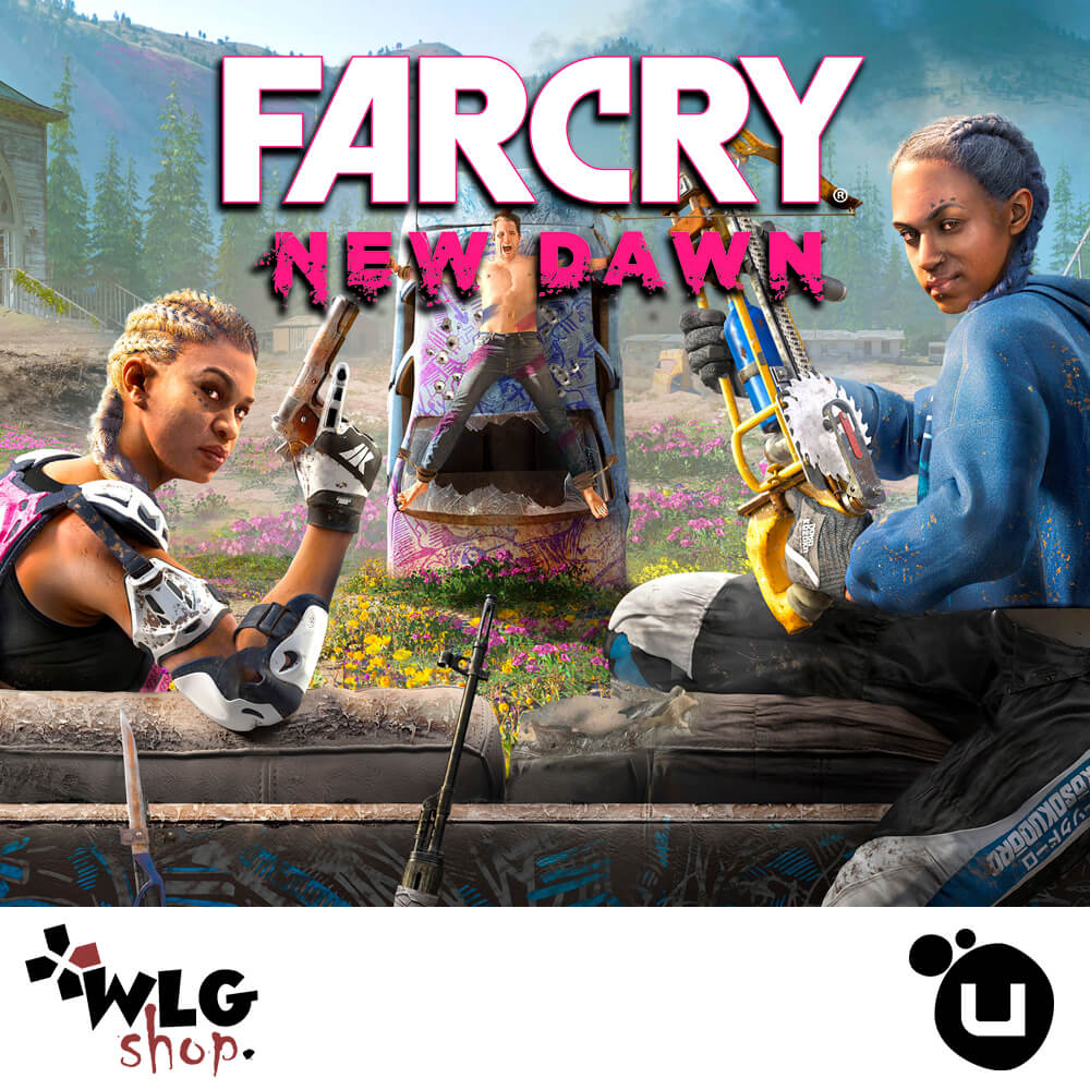 FAR CRY NEW DAWN | CASHBACK | UPLAY ✅