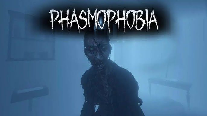 ⚫ Phasmophobia 🟡 REGION FREE ⚫ OFFLINE STEAM 🔝