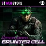 TOM CLANCYS SPLINTER CELL   REGION FREE   UPLAY