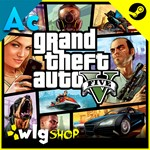 💎 GRAND THEFT AUTO V 🟡 GTA 5 🟡 OFFLINE STEAM 🔝