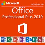 Microsoft Office Pro plus 2019 Партнёр Microsoft