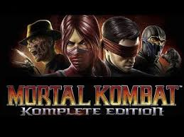Mortal Kombat Komplete Edition Steam Gift Ru+CIS