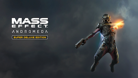 Mass Effect Andromeda SUPER DELUX + BONUSES ORIGIN