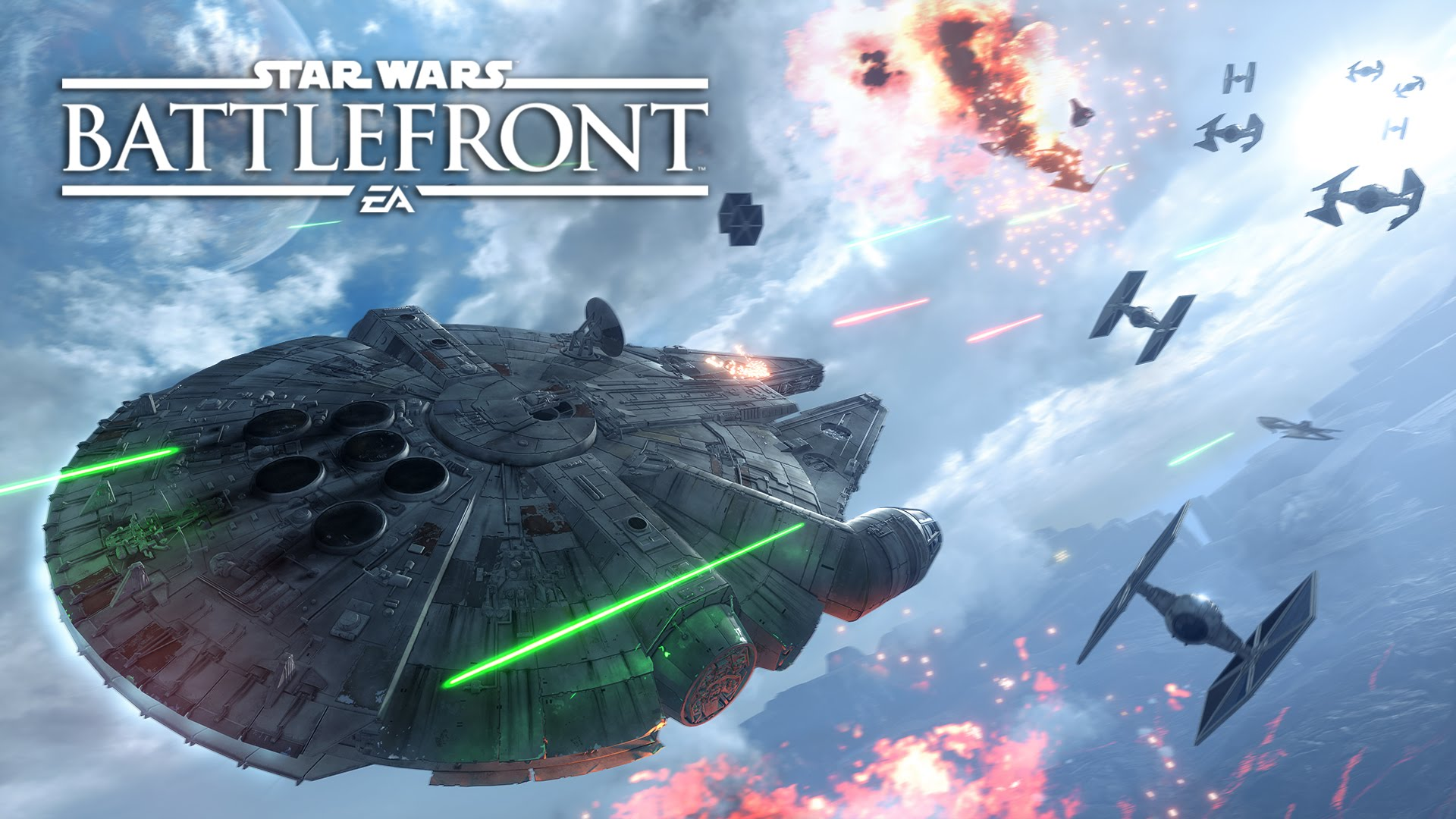 Star Wars: Battlefront + SECRET + GUARANTEE + 2BONUS