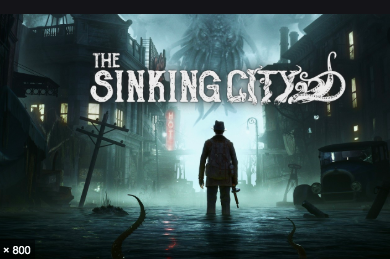 The Sinking City (Epic Game)🔴 ГАРАНТИЯ!🔴