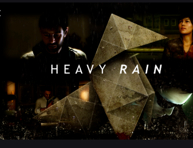 HEAVY RAIN (Epic Game)🔴 ГАРАНТИЯ!🔴