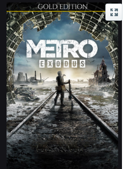 METRO EXODUS Gold History of Se Epic games Warranty🔴