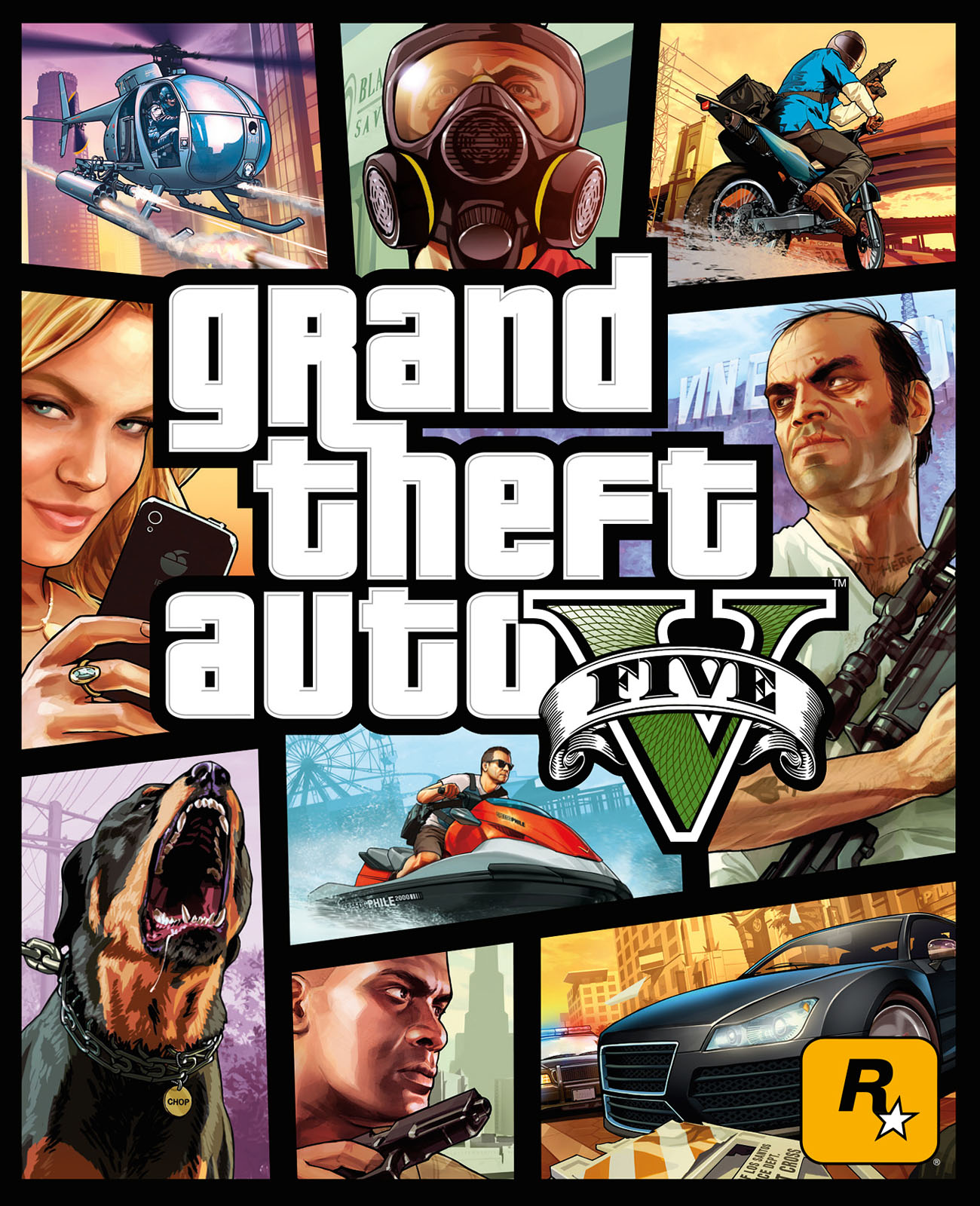 GTA 5 (grand theft auto v) steam account + Gift