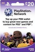 25£_PlayStation_Network _UK_25_фунтов