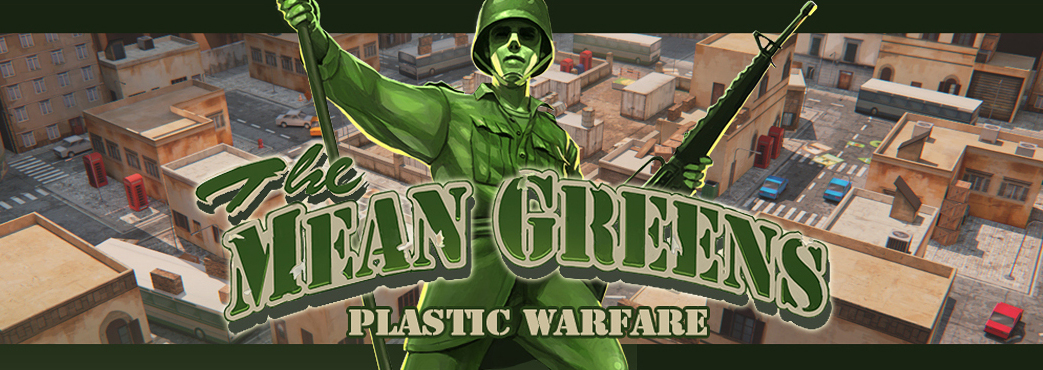 The Mean Greens - Plastic Warfare |Steam Gift|RU+CIS