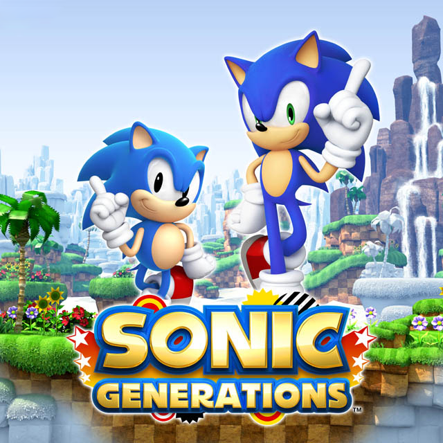 Sonic Generations (Gift, RU+CIS)