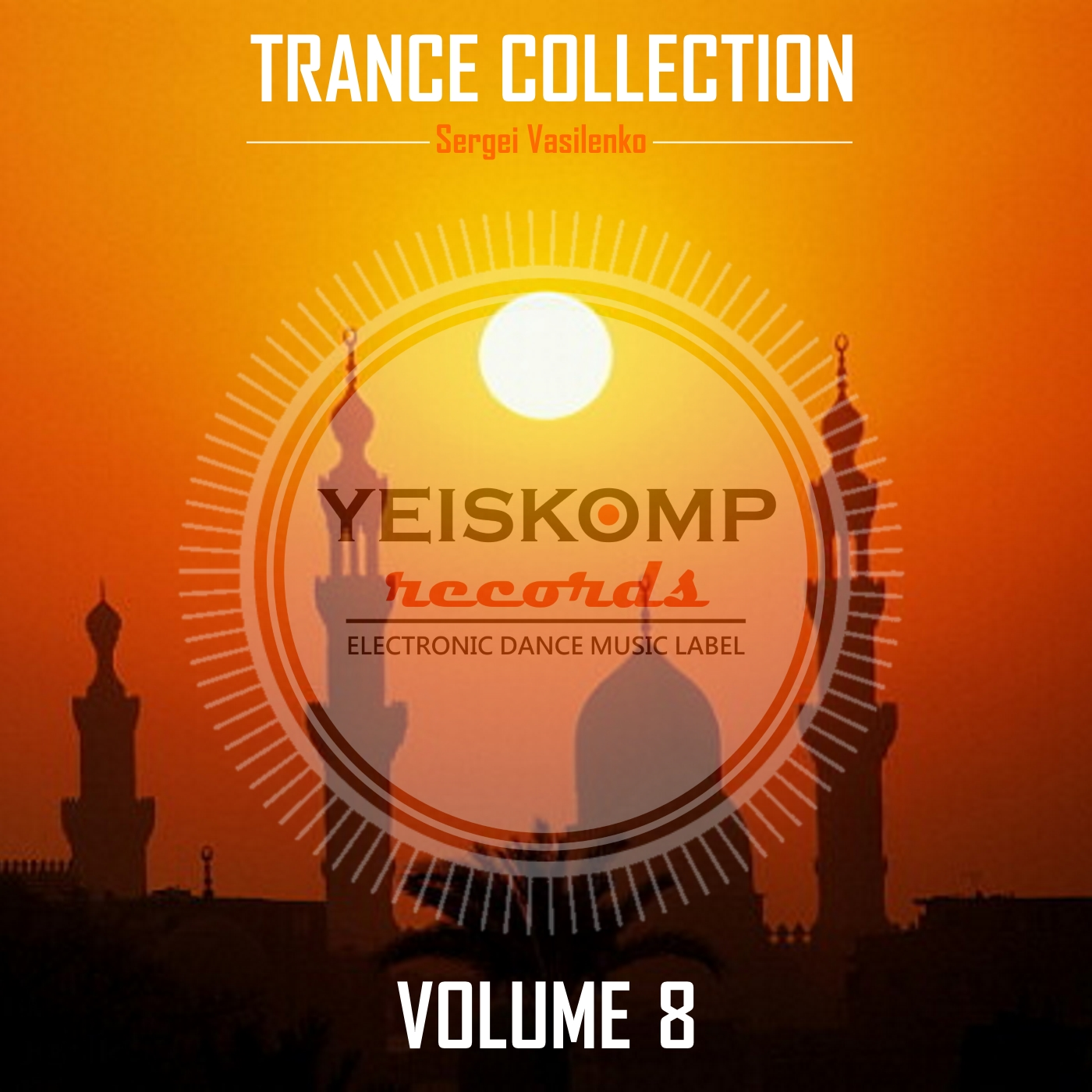Trance Collection by Sergei Vasilenko, Vol. 8