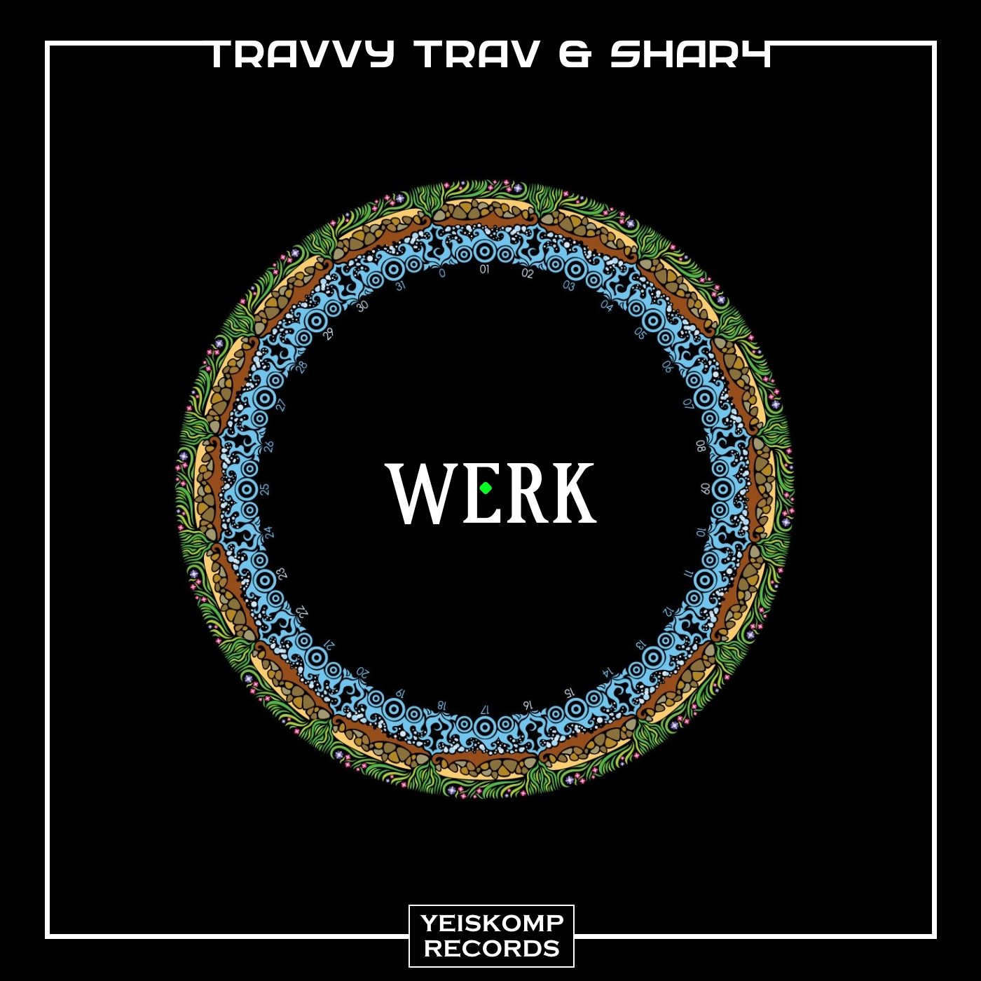 Travvy Trav & ShaR4 - Werk (Original Mix)