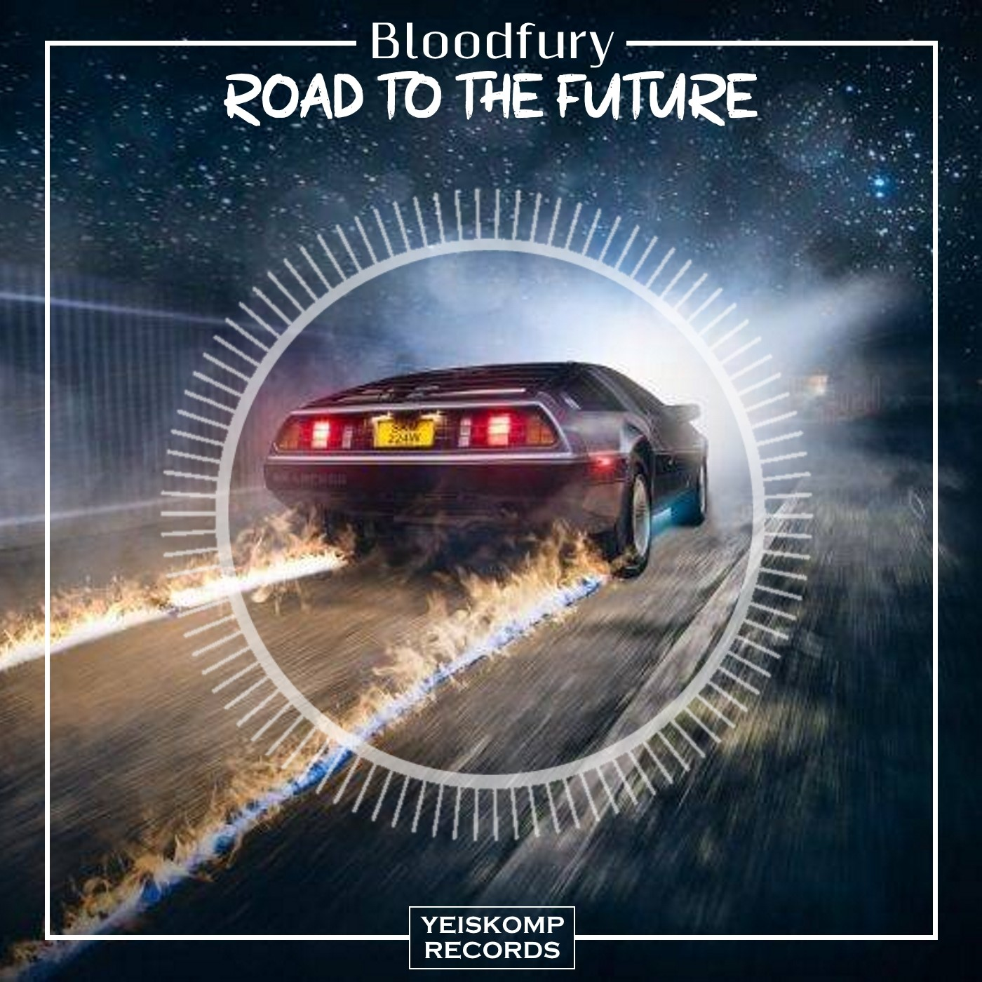 Bloodfury - Road To The Future (Original Mix)