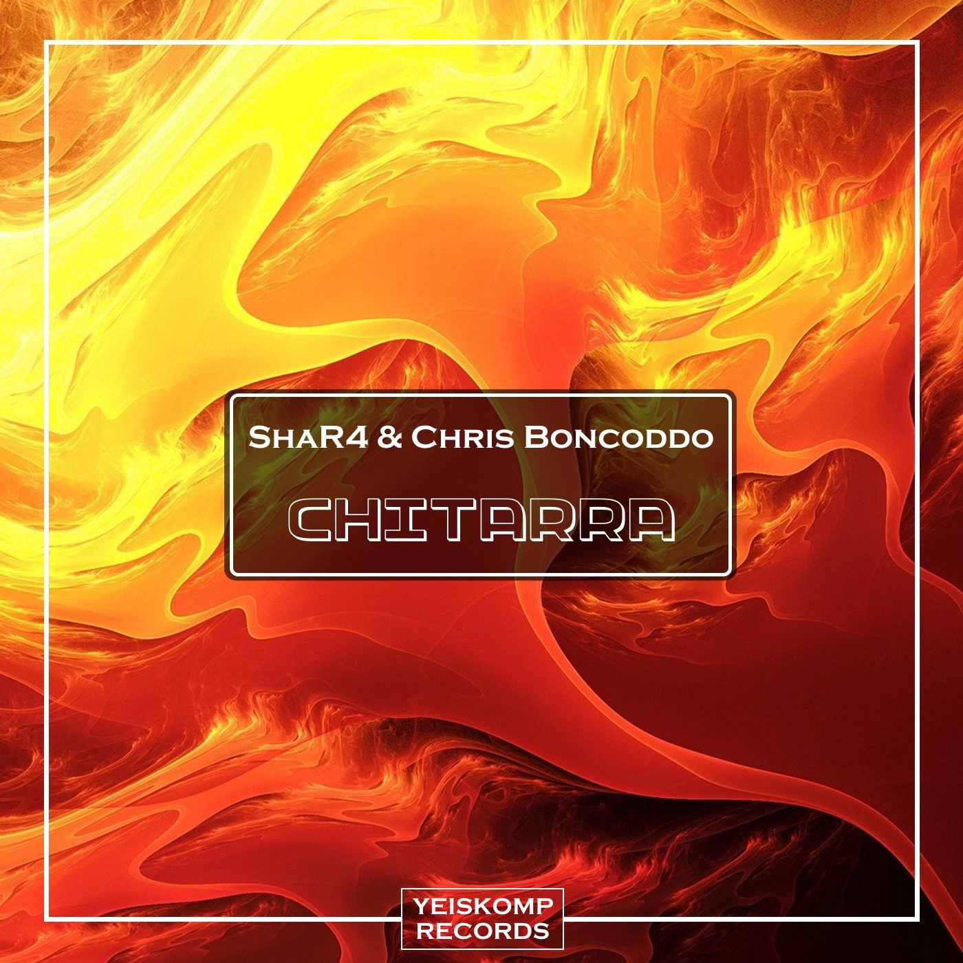 ShaR4 & Chris Boncoddo - Chitarra (Original Mix)