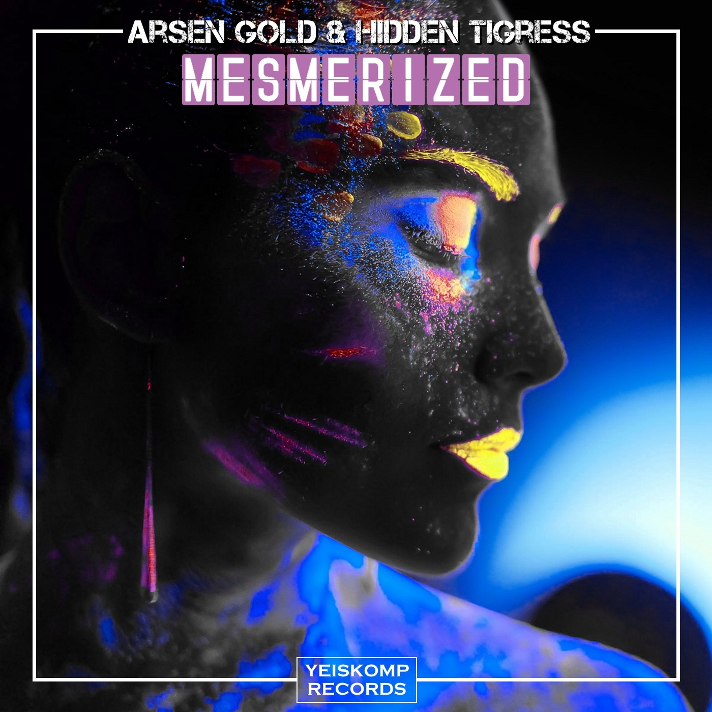 Arsen Gold & Hidden Tigress - Mesmerized (Original Mix)