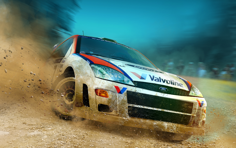 Colin McRae Rally (Steam Key / RU+CIS)