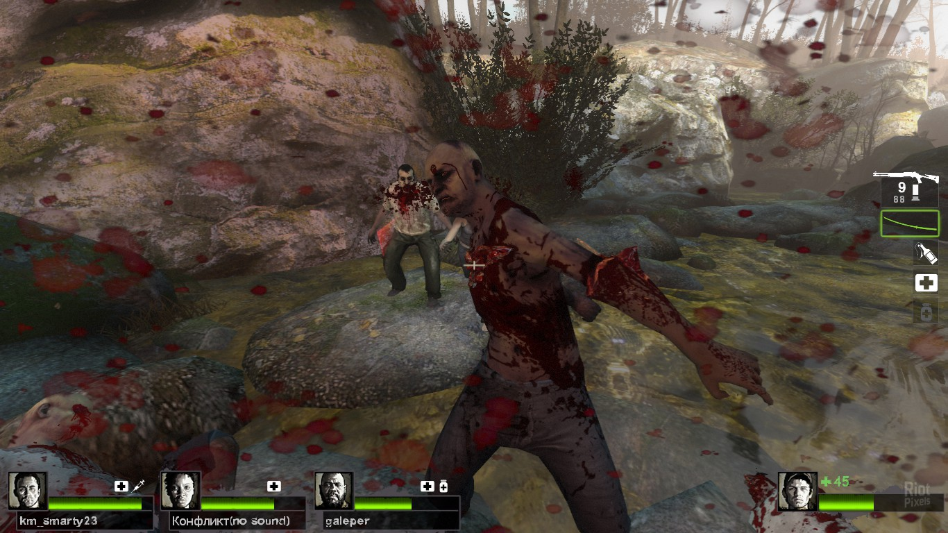 Left 4 Dead + Left 4 Dead 2 Bundle(Steam Gift / RU+CIS)