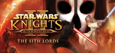 Knights of the old Republic II The Sith Lords KotoR