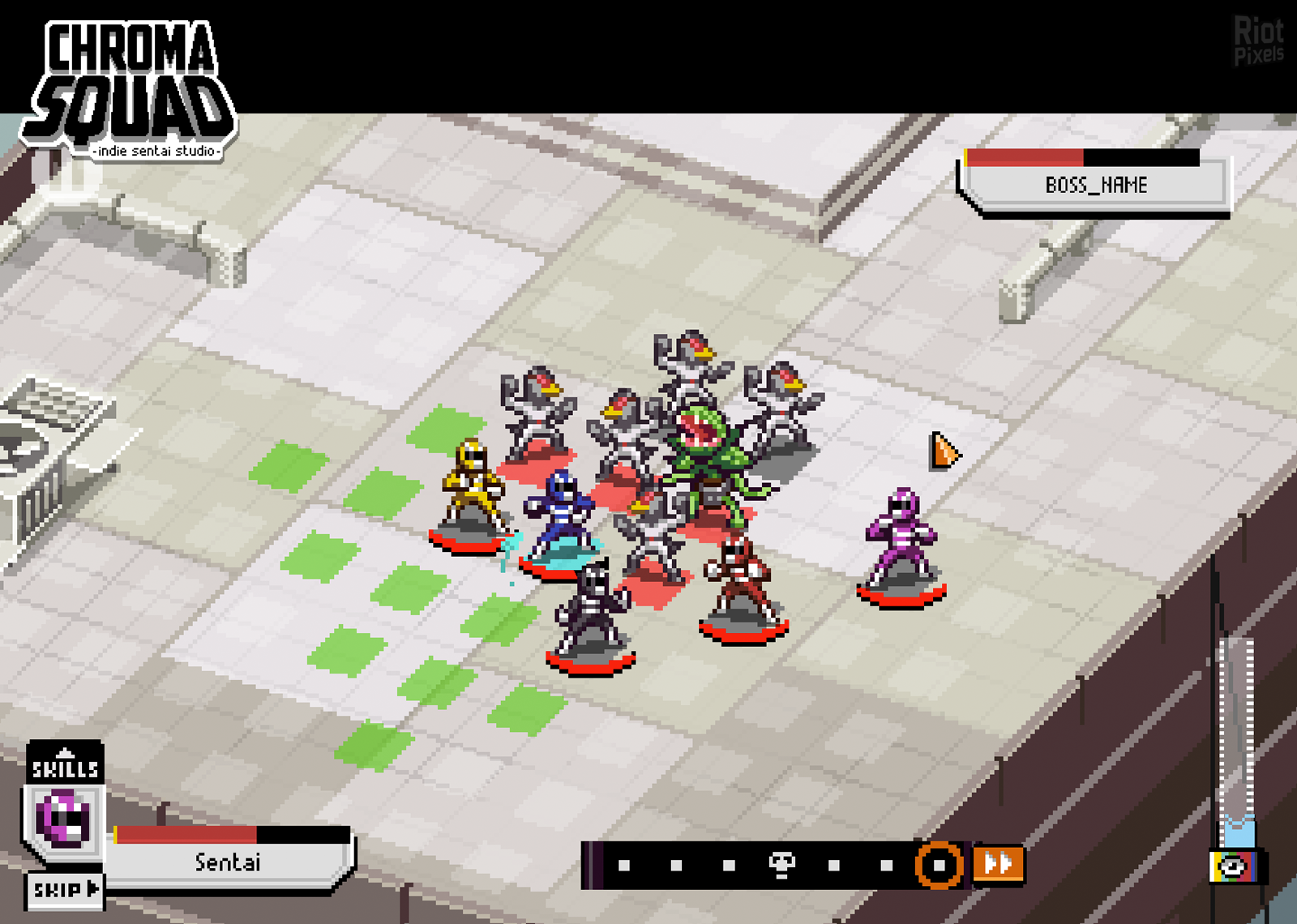 Chroma Squad (Steam Key / Region Free)