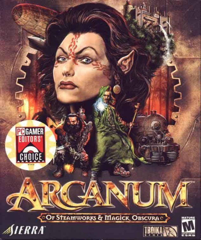 Arcanum: Of Steamworks and Magick Obscura + Bonuces