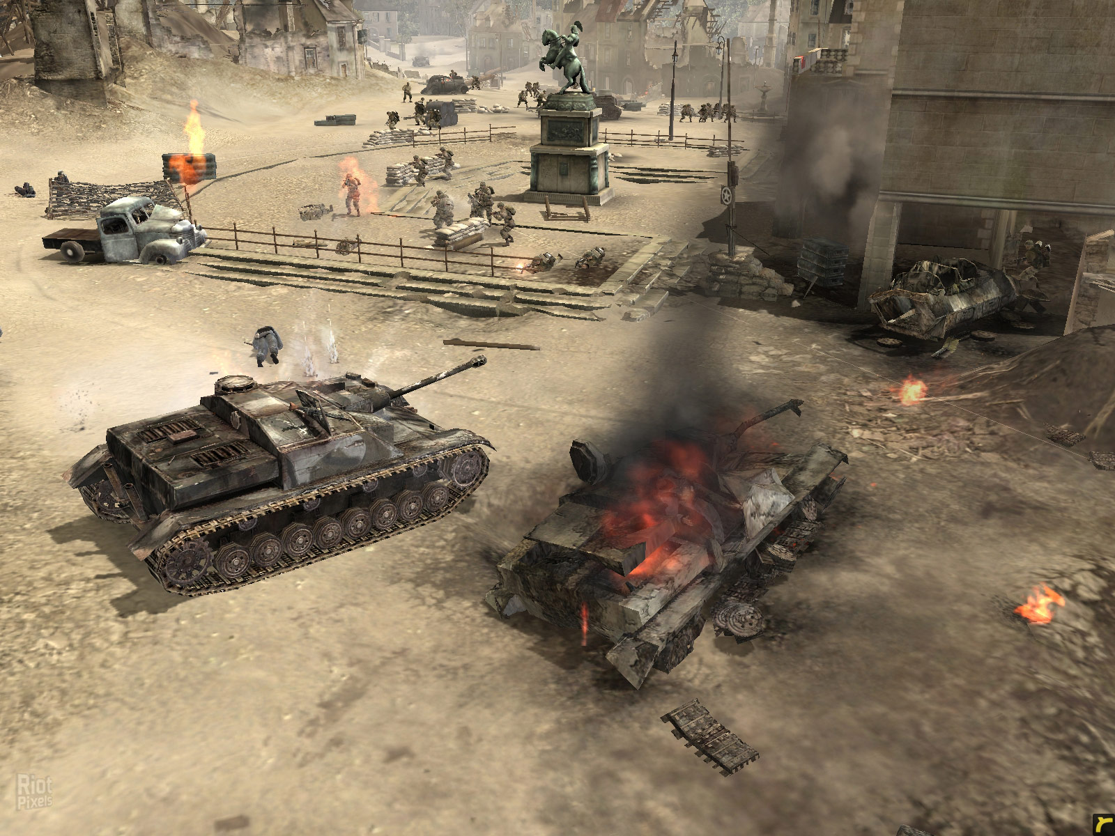 Company of Heroes (Steam Key / RU+CIS)