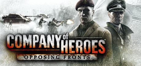 Company of Heroes: Opposing Fronts (Steam Key / RU+CIS)