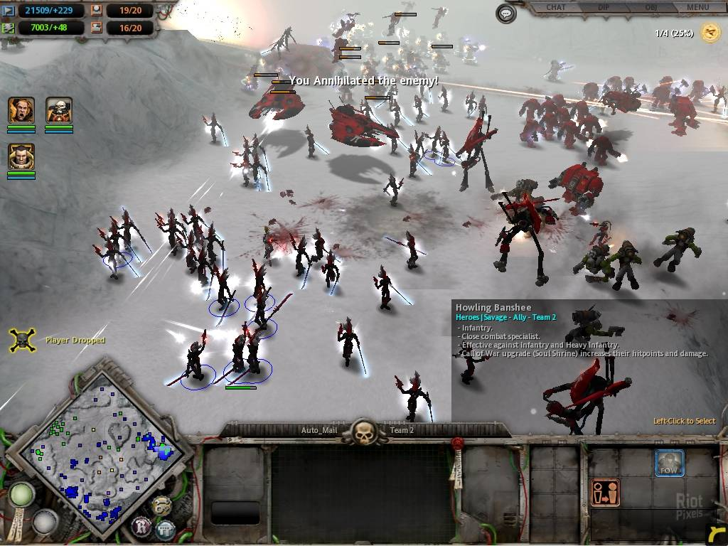 Warhammer 40,000: Dawn of War - Dark Crusade (SteamKey)