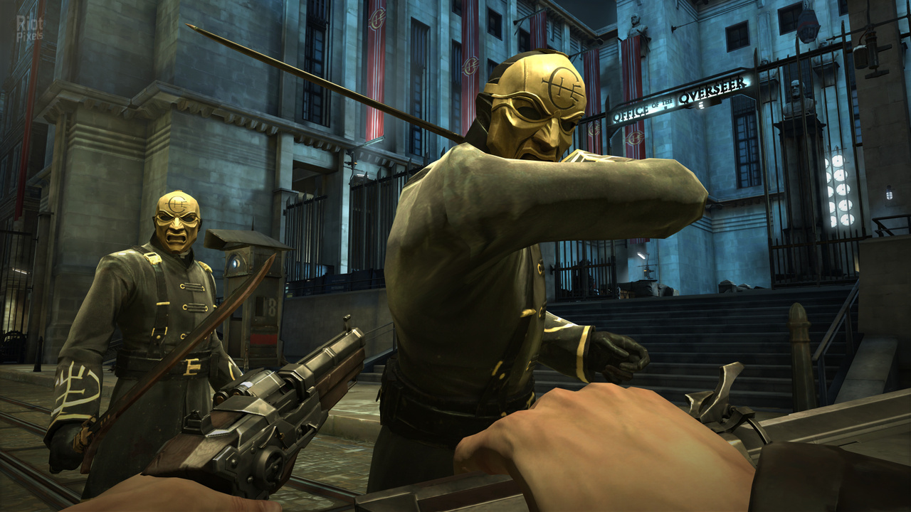Dishonored Game of the Year Edition (Steam Key/RU+CIS)