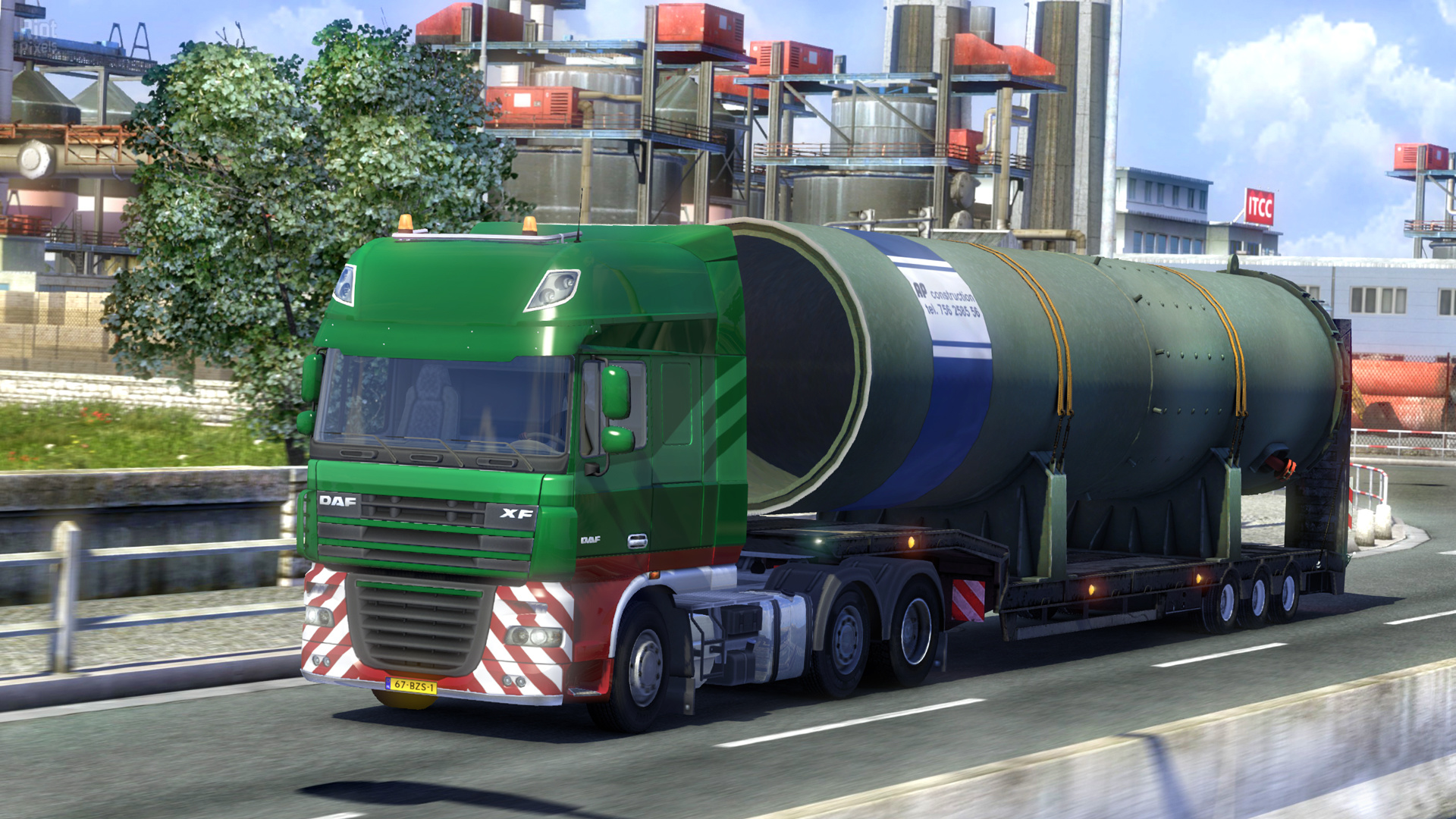 Euro Truck Simulator 2 - Trucking Fan DLC Bundle (Gift)