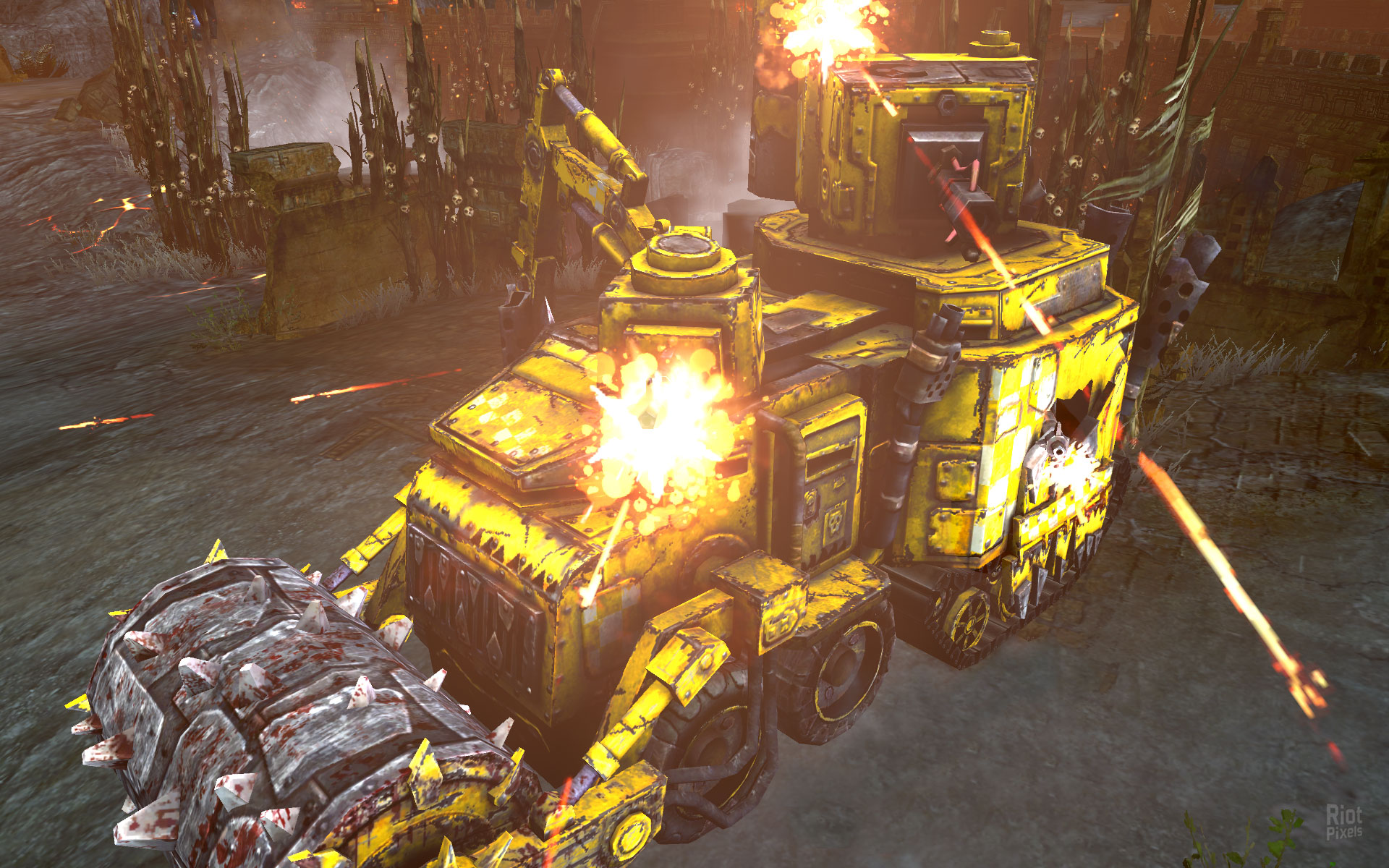 Warhammer 40 000 Dawn of War II Retribution (GIFT)