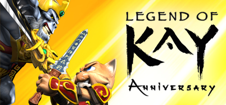 Legend of Kay Anniversary (Steam Key) RUS+CIS