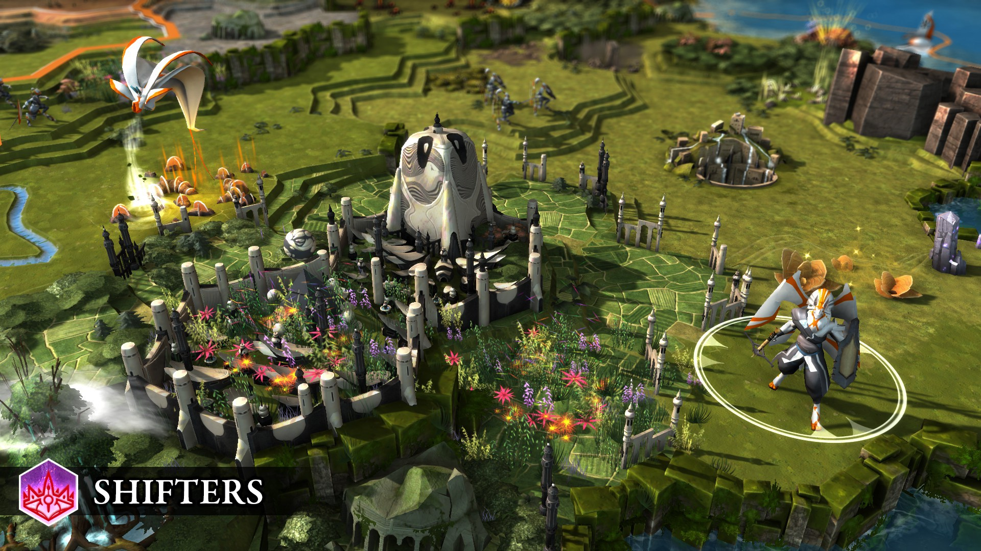 Endless Legend - Shifters (Steam Gift / RU+CIS)