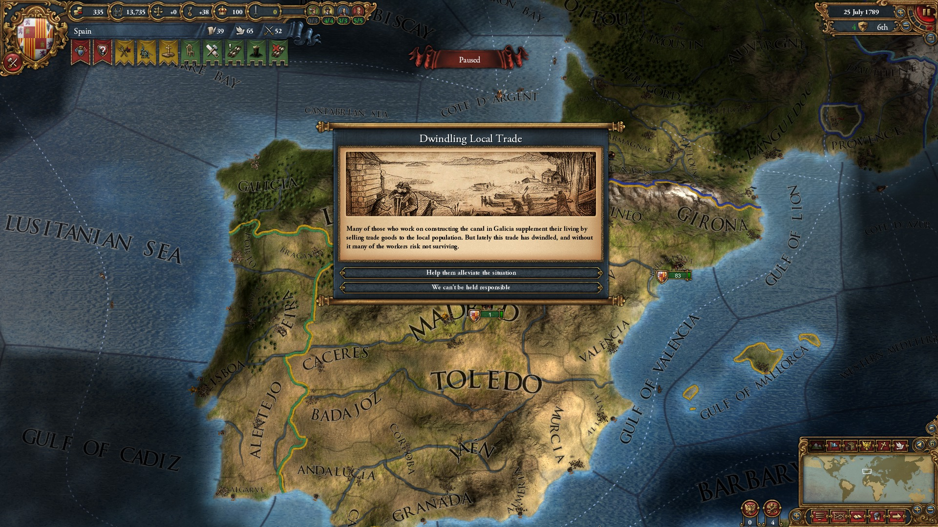 Europa Universalis IV: Wealth of Nations Steam Gift