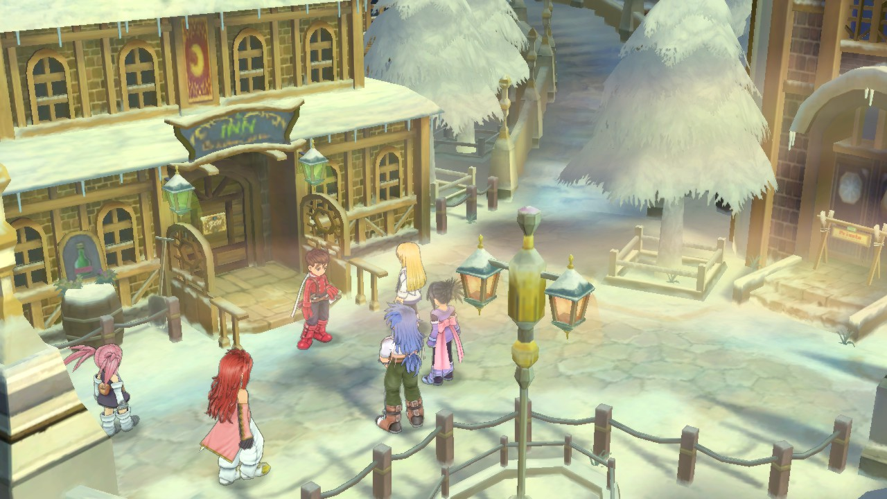 Tales of Symphonia (Steam Gift / RU+CIS)