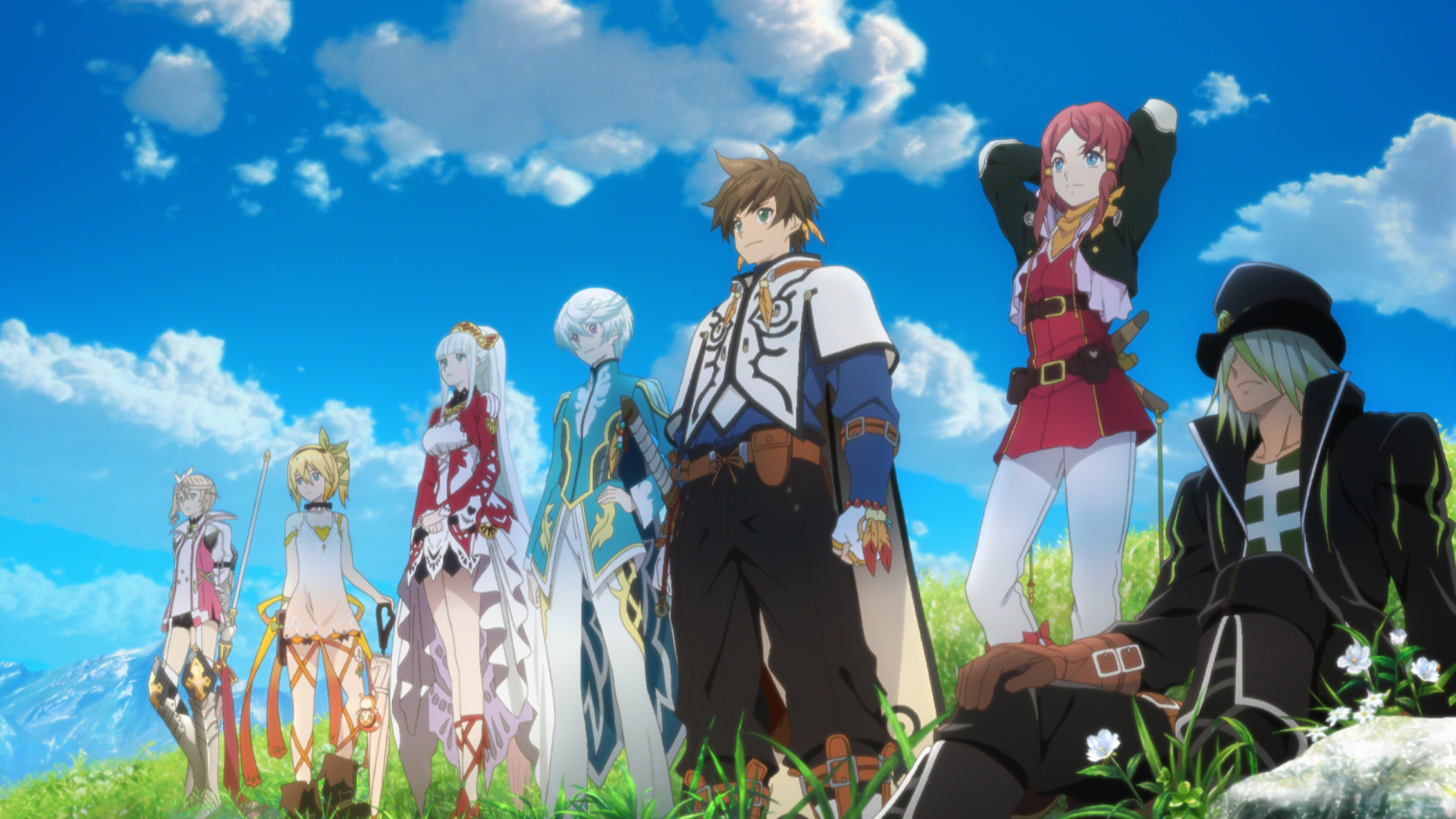 Tales of Zestiria (Steam Gift / RU+CIS)