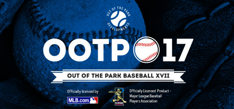 Out of the Park Baseball 17 (Steam Key, Region Free)