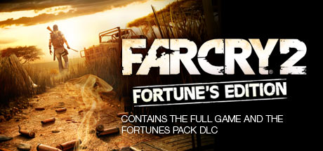 FAR CRY 2  Key Retail version