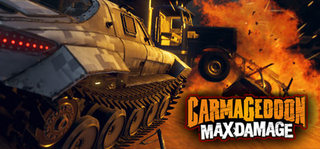 Carmageddon: Max Damage Steam Key REGION FREE