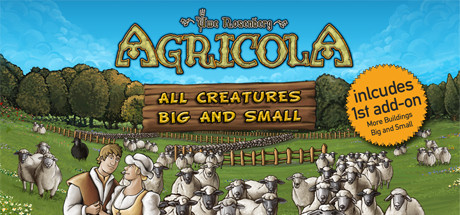 Agricola: All Creatures Big and Small STEAM KEY RU+CIS