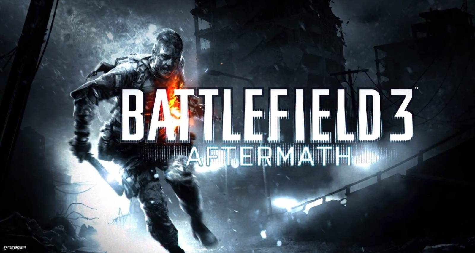 Battlefield 3: Aftermath ORIGIN RUS