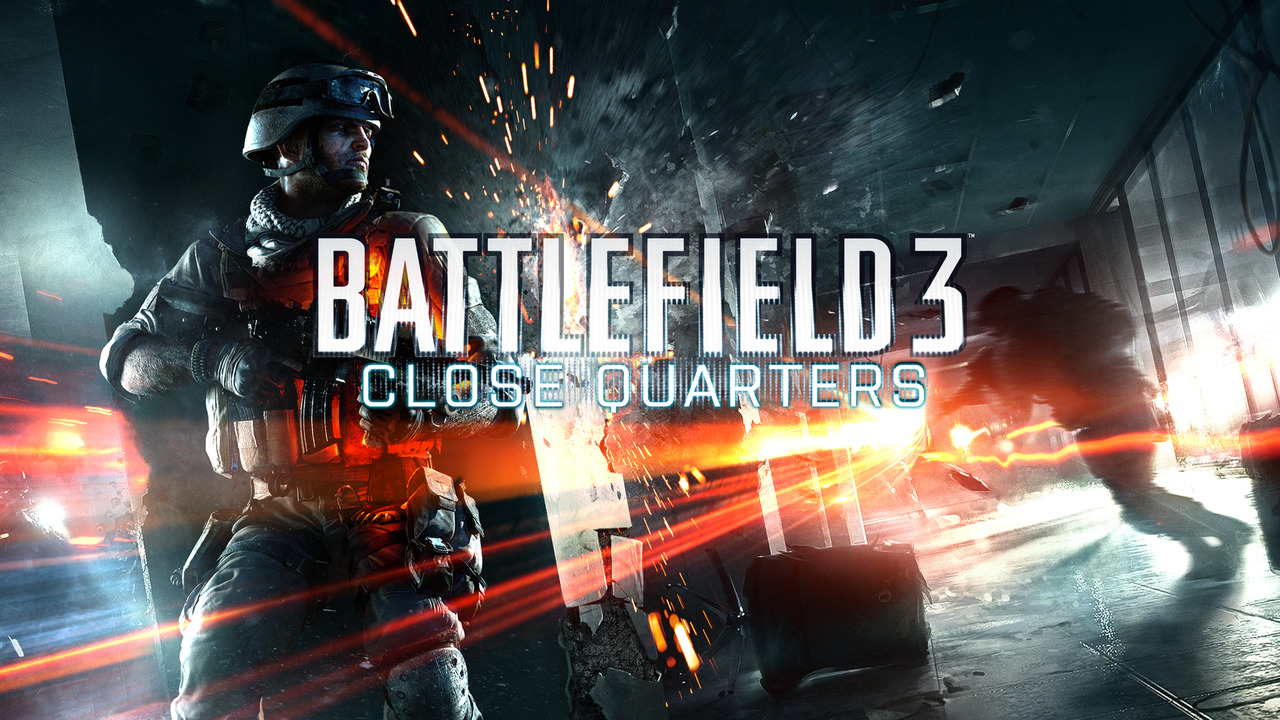 Battlefield 3: Close Quarters ORIGIN RUS