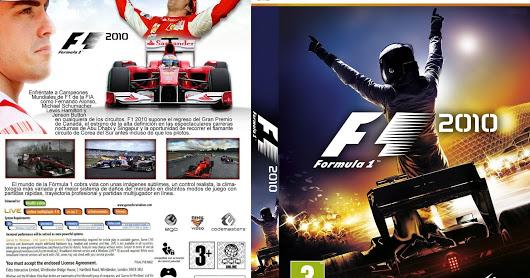 F1 2010 GfWL Key 2019