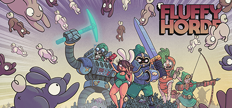 Fluffy Horde Steam Key REGION FREE